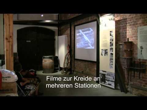 Rügen - Kreidemuseum in Gummanz