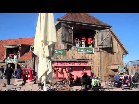 Karls Erlebnis-Dorf Zirkow auf der Insel Rügen in HD