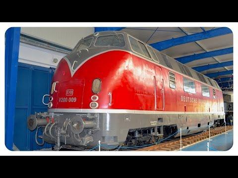 Eisenbahn & Technikmuseum Rügen ( Prora )