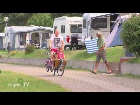 Rügen TV-Reportage - Campingplatz Thiessow