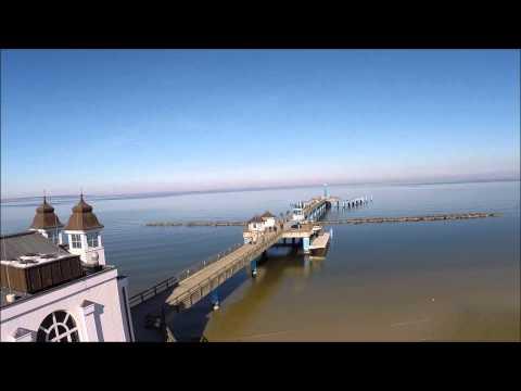 Sellin Seebrücke 2014