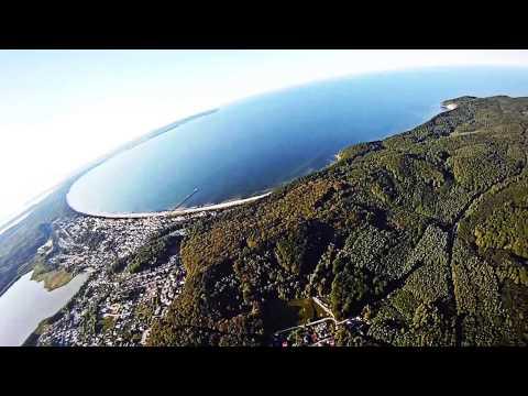 Rundflug Rügen HD Video