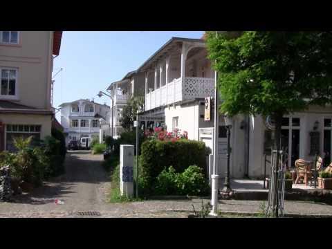 Rügen - Altstadt von Sassnitz