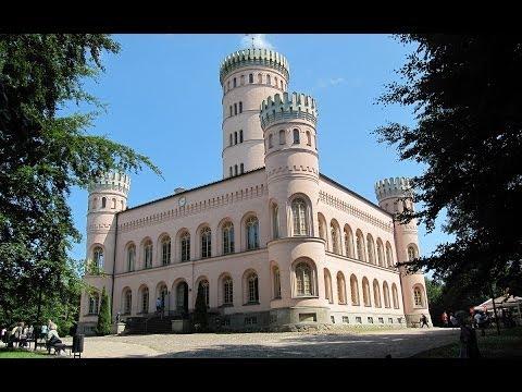 Rügen Jagdschloss Granitz mit Aufstieg auf den Mittelturm- Hunting Castle Granitz Rügen