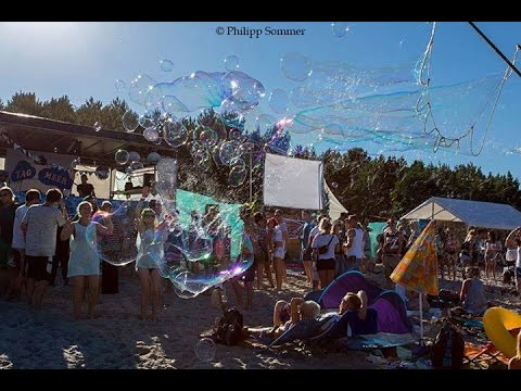 Tag Am Meer - Strand Prora - Insel Rügen 2016