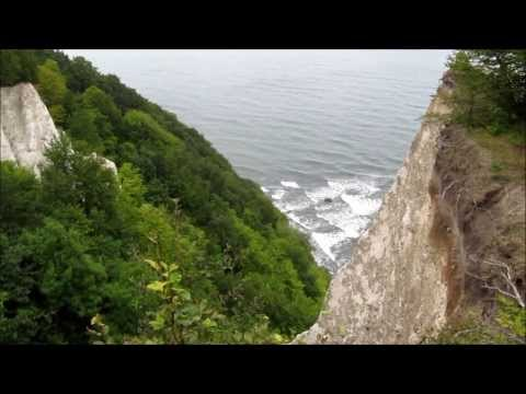 Rügen Kreidefelsen Königsstuhl Stubbenkammer im Nationalpark Jasmund