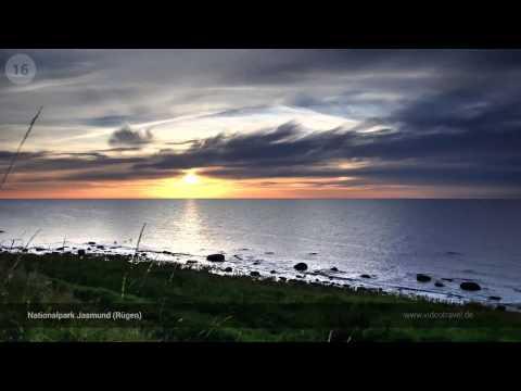 Nationalpark Jasmund • Insel Rügen | Time-Lapse