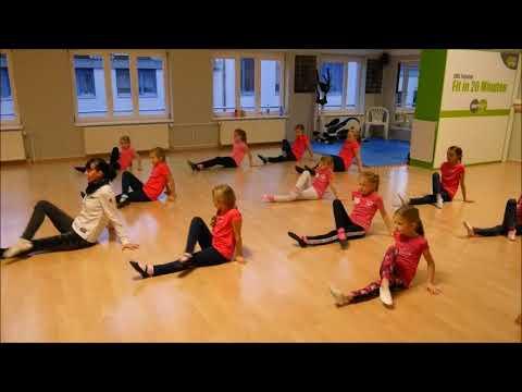 Vorbereitungen für den Ostsee Dance Cup 2018