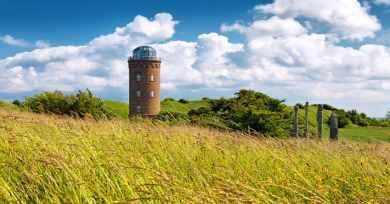 Kap Arkona und Leuchtturm