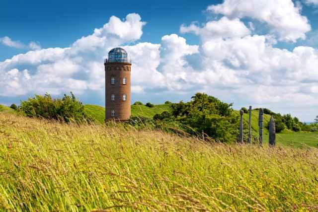 Kap Arkona auf der Insel Rügen