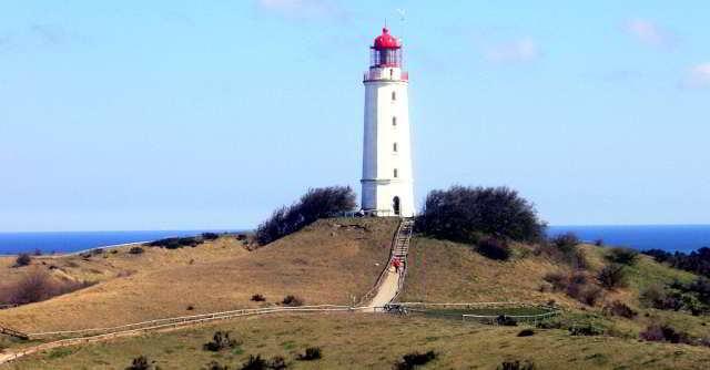 Hiddensee Leuchtturm