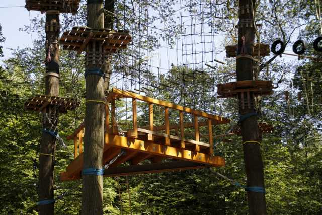 Kletterpark Rügen