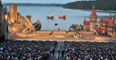 Störtebeker Festspiele auf der Insel Rügen