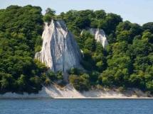 Königsstuhl als Sehenswürdigkeit auf Rügen