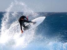 Surfen, Kiten und SUP als Sehenswürdigkeit auf Rügen