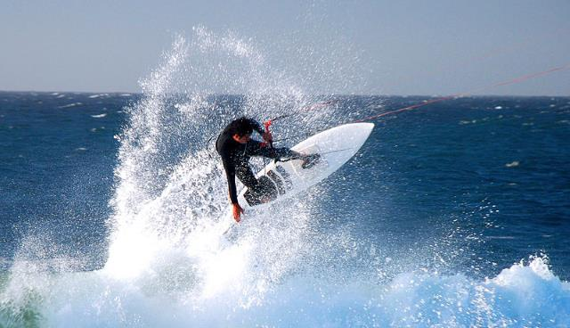 Surfen und Kitesurfen auf Rügen
