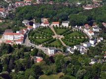 Putbus als Ort auf Rügen
