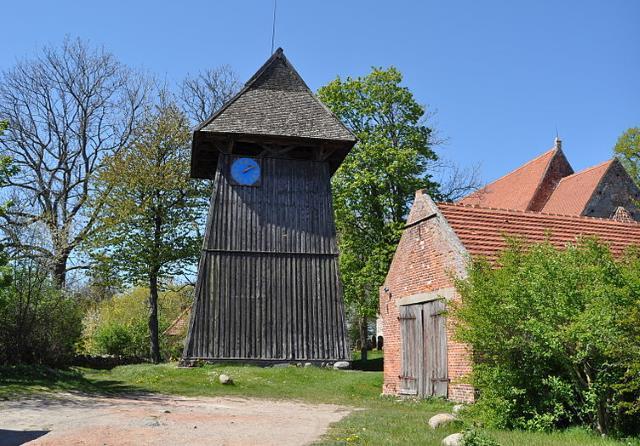 Uhren- und Glockenturm Altenkirchen