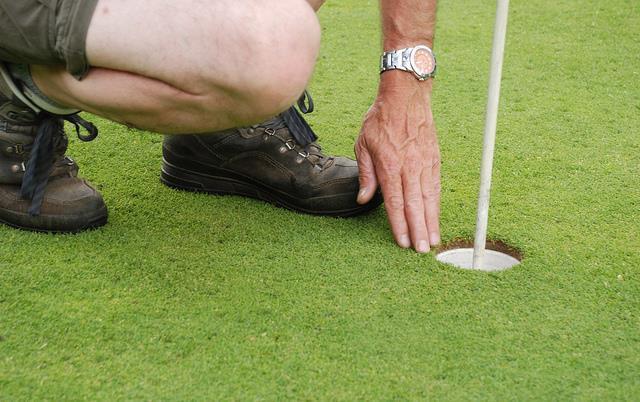 Auf Rügen Golf spielen