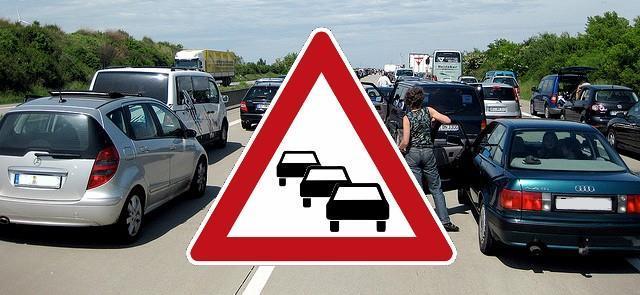 Verkehr auf Rügen – Eine Insel in der Rush Hour