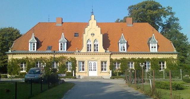 Entspannung pur in einem Gutshaus auf Rügen