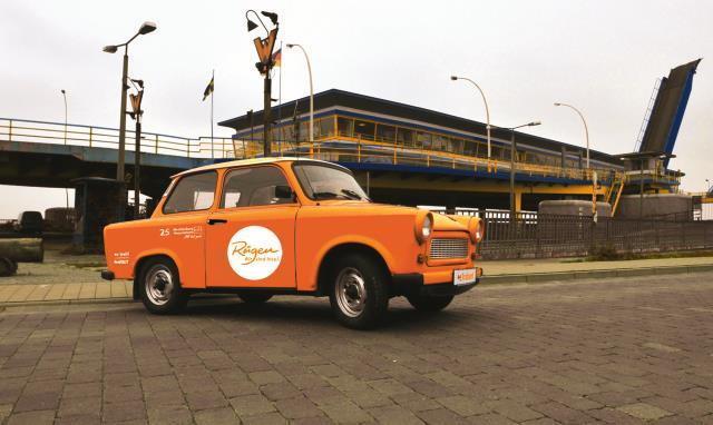 eTrabi Tour auf Rügen