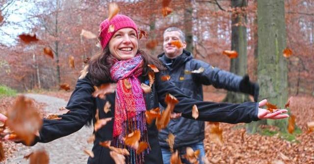 Fit & Gesund – Der Wanderherbst auf Rügen 2015