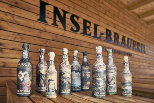 Die Rambiner Brauerei auf Rügen