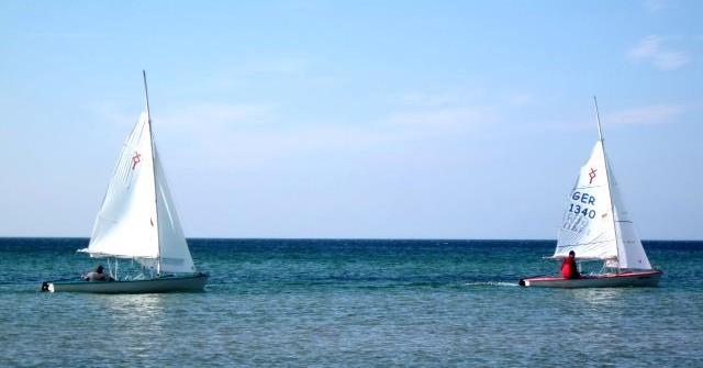 Wind, Wasser, Sonne: Aktivurlaub auf der Insel Rügen