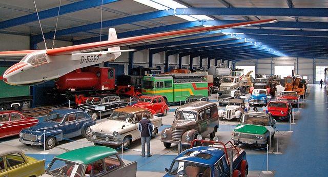 Eisenbahn und Technikmuseum Prora