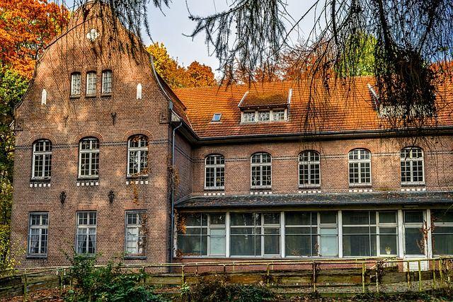 Die Rügenklinik auf Rügen