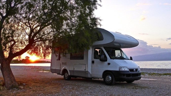 Camper Rügen
