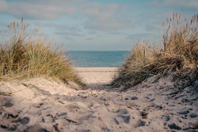 Strandaufgang Rügen