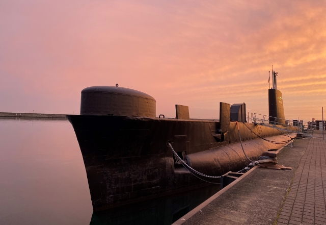 U-Boot Museum HMS Otus